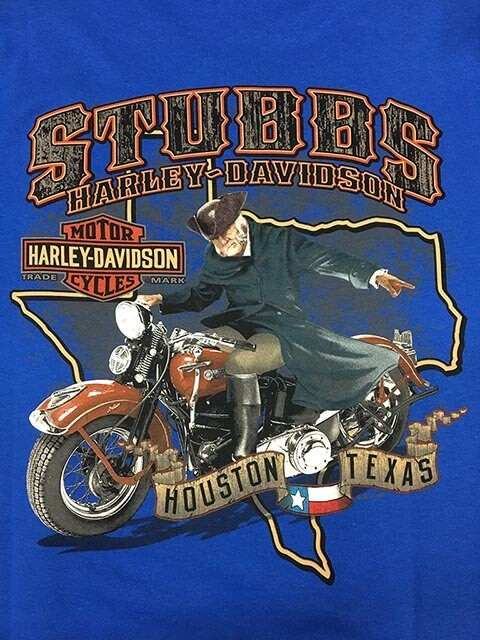 Stubbs H-D Shirt Design